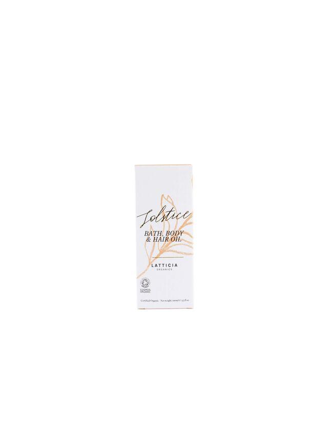 Solstice   Bath, Body & Hair Oil