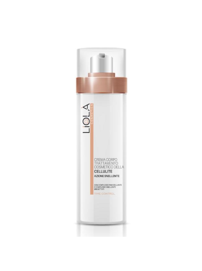 Body Cream for Cosmetic Cellulite Treatment