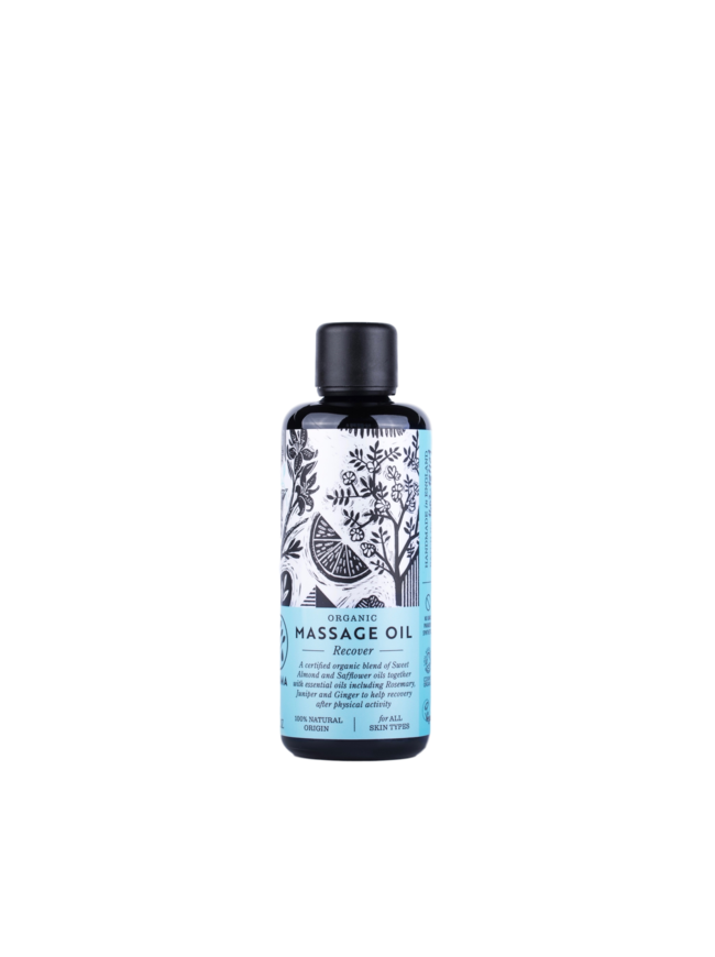 Recover Organic Massage Oil