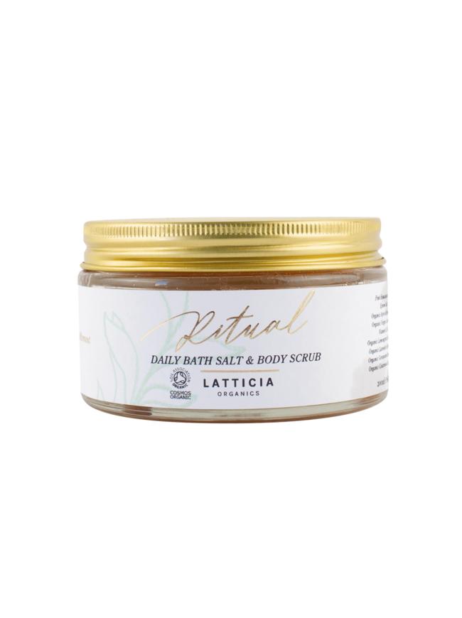 Ritual | Daily Bath Salt & Body Scrub