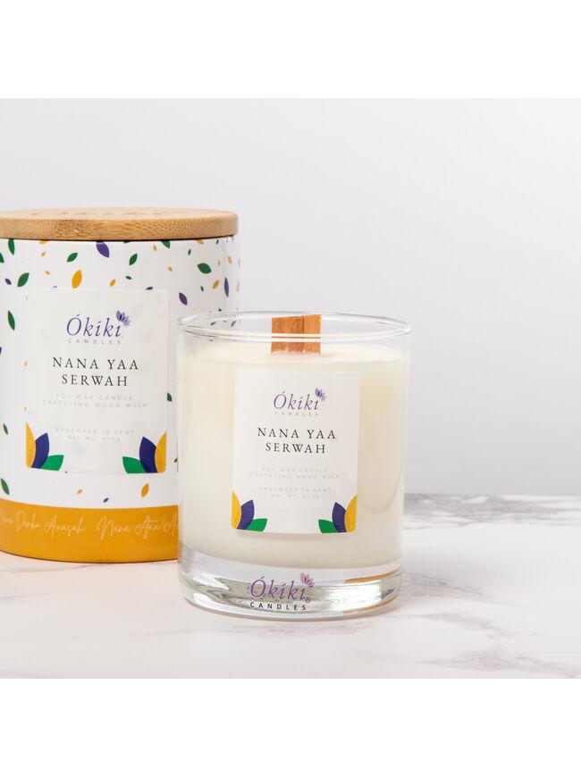 Nana Yaa Serwah Candle